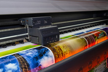 Large Format Printing Machine ...