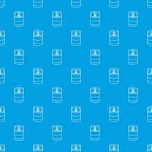Candle Glass Pattern Vector Se...