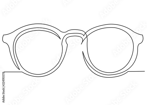 Fotomural spectacles