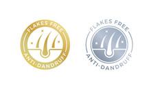 Anti-dandruff Flakes Free Logo...