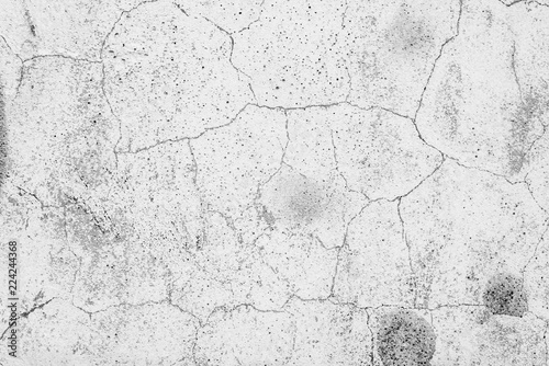 Pinturas sobre lienzo  Wall fragment with scratches and cracks
