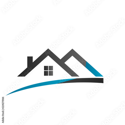 House Roof Design Vector