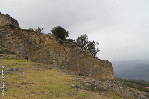 Fotografie, Obraz  Fortaleza de Kuelap en chachapoyas - Perú