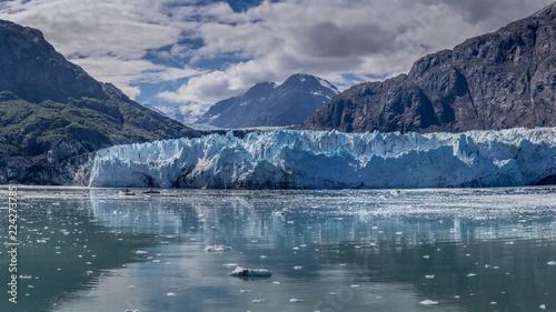 Poster Glaciers Marjerie Glacier