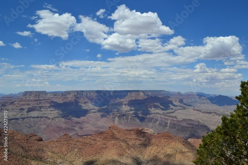 In de dag Diepbruine Travel to Grand Canyon National Park