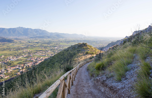 Spoed Foto op Canvas Khaki Discovering South of Italy
