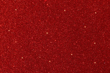 Red Glitter Lights Background....