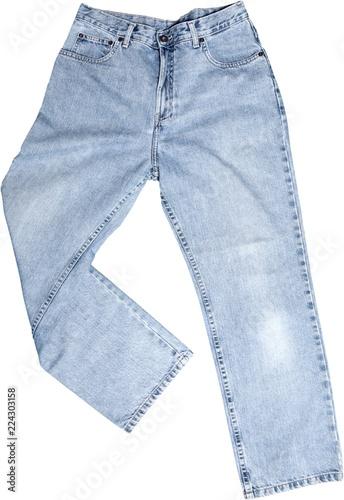 Fotografia  pair of denim jeans
