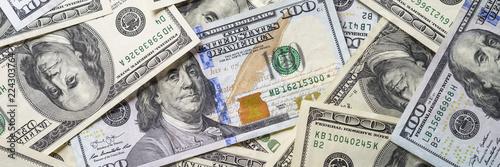 Cuadros en Lienzo Cash money dollar.