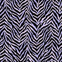 Zebra Fur Texture Seamless Pat...