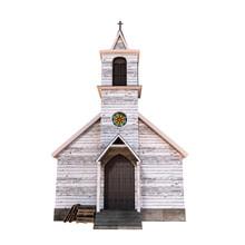 Wooden Presbterian Church