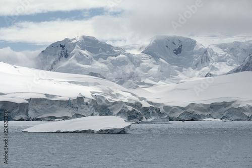 Keuken foto achterwand Antarctica Neko Harbor, Andvord Bay, Antarctic Peninsula