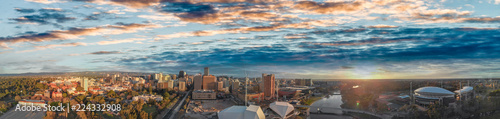 Photo Sunset over Adelaide, South Australia