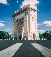 Arcul De Triumf, Bucuresti