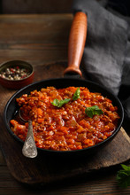 Traditional Bolognese Sauce For Pasta