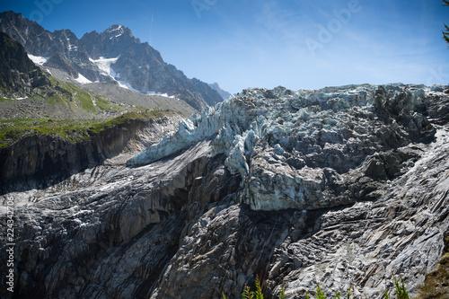 Fényképezés  glacier