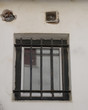 Pareidolia en fachada de edificio