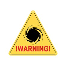 Hurricane Cyclone Icon. Hurric...