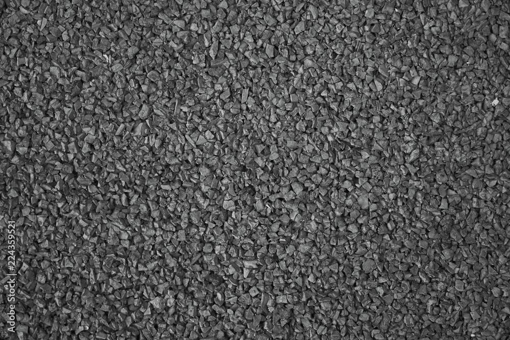Fototapety, obrazy: Small stones background. Silicon texture.
