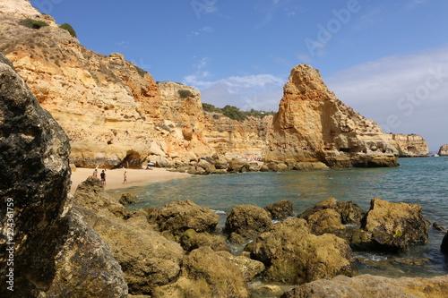 Printed kitchen splashbacks Coast Plage Algarve