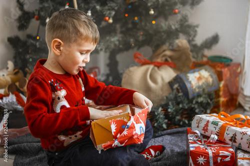 Fotografia, Obraz  christmas present