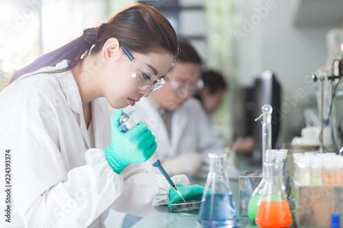 Carta da parati  people working at laboratory