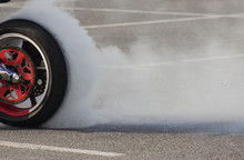 Smoke From The Wheels