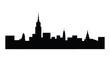 New York illustration city USA american
