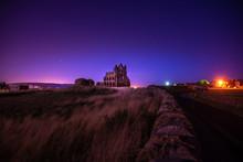 Whitby Abbey - Nachtaufnahme