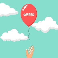 Leave The Greed