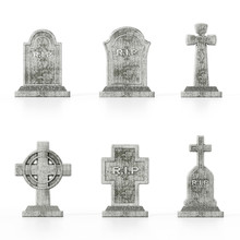 Different Gravestone Models Is...
