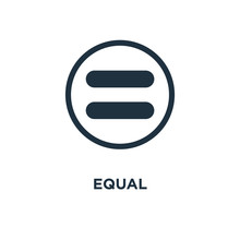 Equal Icon