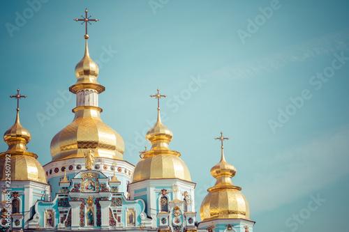 Foto op Plexiglas Kiev Pechersk Lavra or the Kiev Monastery of the Caves. in Kiev, Ukraine.