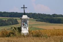 Wayside Cross, Poland, Woj. Podkarpackie_1