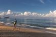 Karon Beach and Morning Light / Phuket Thailand