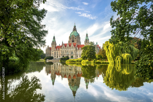 Germany, Hannover, New City Hall