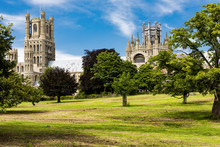 The Beautiful Ely Cathedral, O...