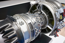 Two-circuit Turbofan Engine For Aircraft