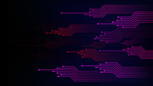 Data Connection Speed Line Abstract Technology Background