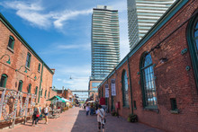 Distillery District (former Go...
