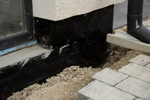 Waterproofing House Foundation...
