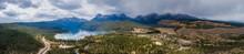 Redfish Lake Sawtooth Mountain...
