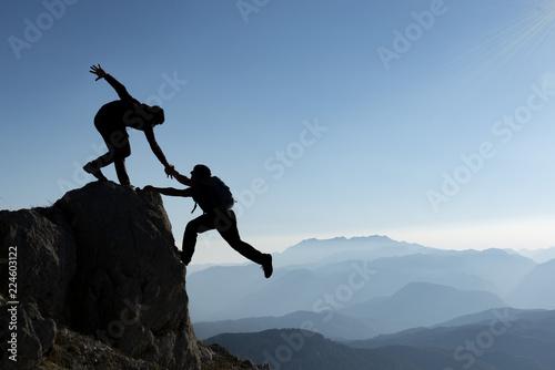 fighting spirit, successful work and entrepreneurial success