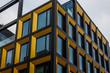 Nowoczesny abstrakcyjny budynek, Wrocław