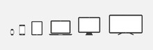 Device Icons: Smartwatch, Smar...