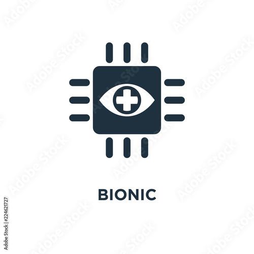 Fotografie, Obraz  bionic icon