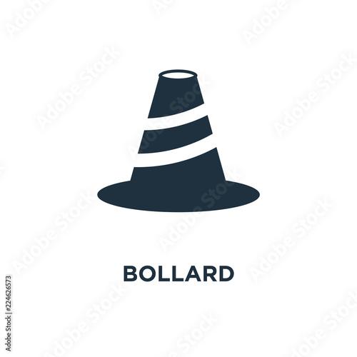 Fotografía  bollard icon