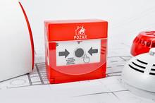 Pożar - Alarm - System Pożar...