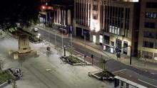 Night-lapse Of Bristol City Ce...