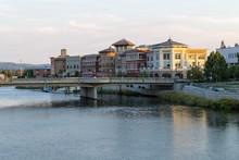 Riverfront At Napa City